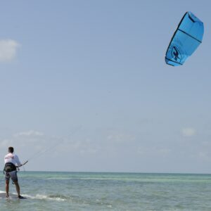 SUP Kiting is kiteboarding in super light wind!