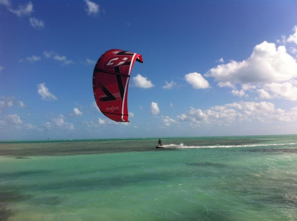 Perfect Kiting Day