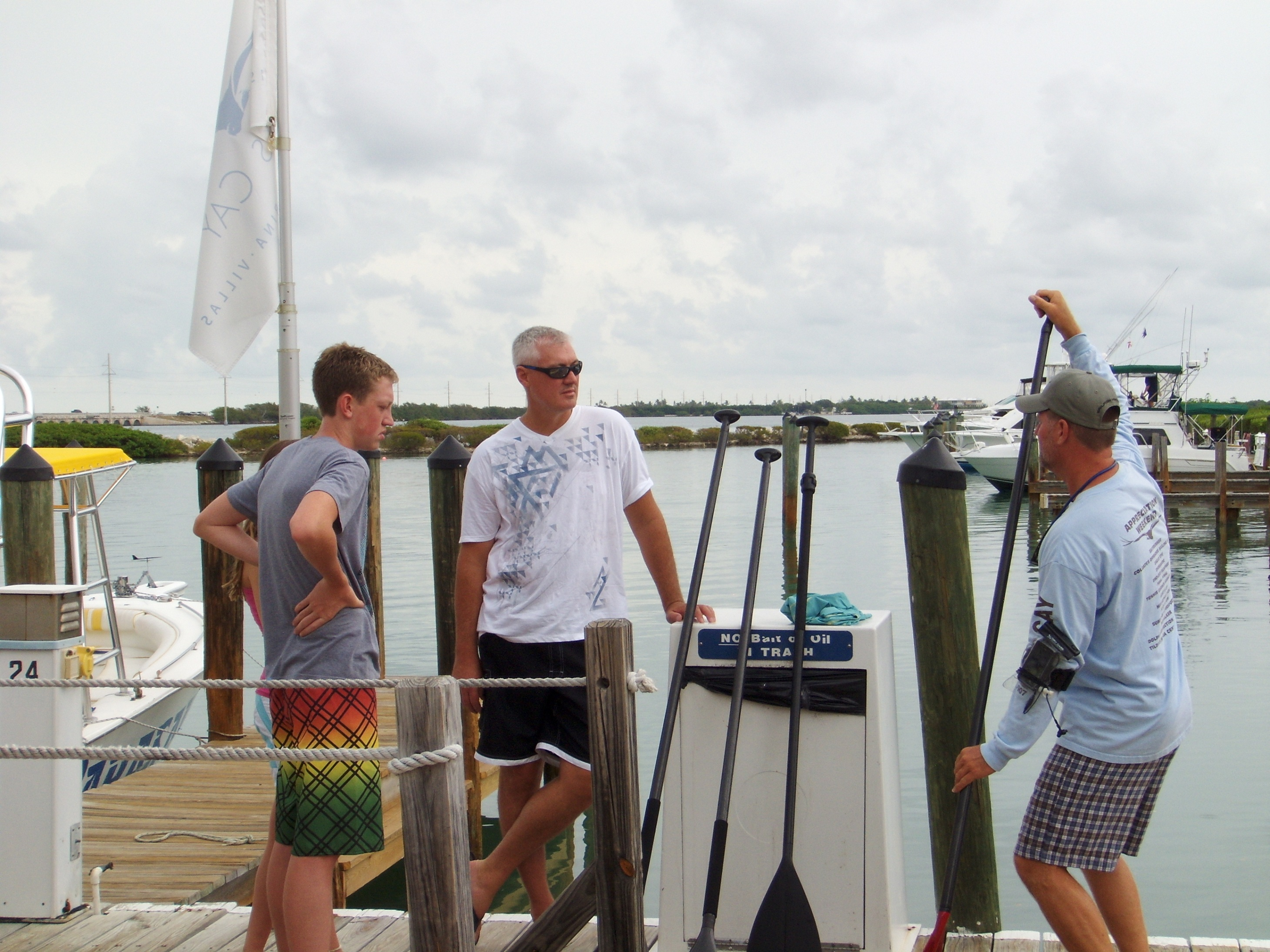 Stand Up Paddleboarding Instruction