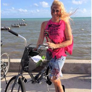 Zombie Bike Ride, Key West, FL
